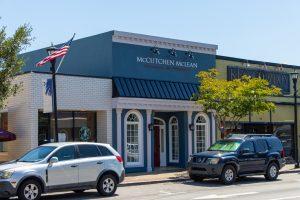 mccutchen mclean personal injury attorney office